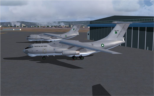 IL-78(76's Painted as 78's)