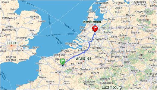 Lille - Nieuwegein