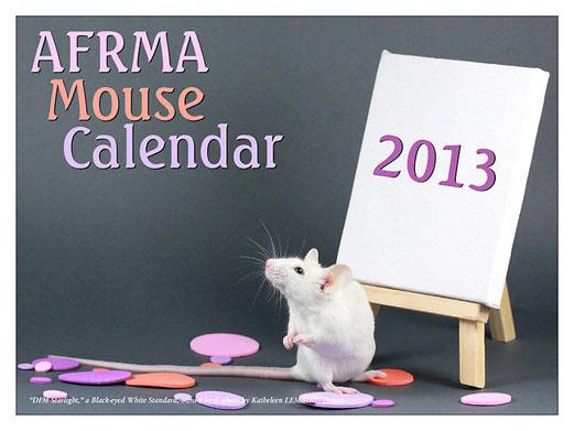 AFRMA Mouse Calendar 2013