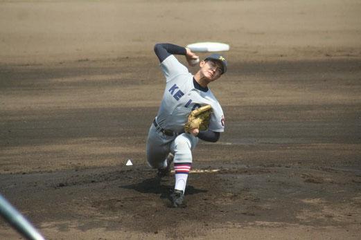 相洋高校の攻撃は、写真をクリック!