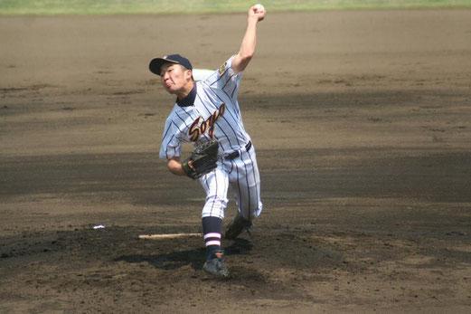 慶應義塾 1回からの攻撃は、写真をクリック!