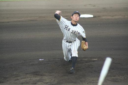 桐蔭学園の攻撃は、写真をクリック!