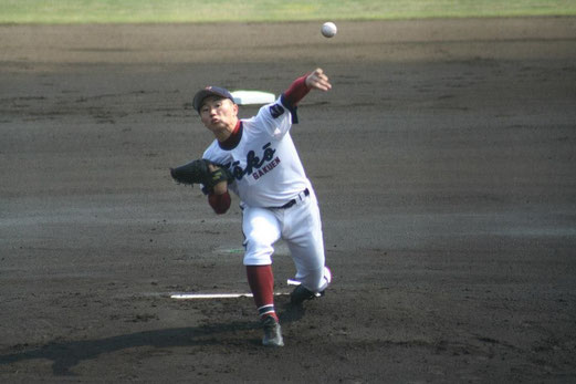横浜創学館の攻撃は、写真をクリック!