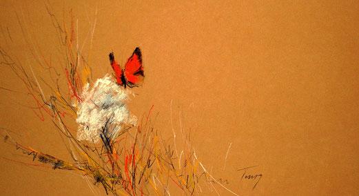 """""""Tűzlepke - Fire Butterfly"""" by Tarcsay Béla, Hungary"""
