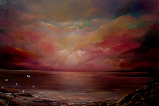 """Daybreak"" by Donna McGee, Ireland"