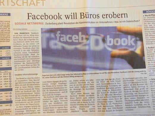 Artikel war in Wormser-Zeitung