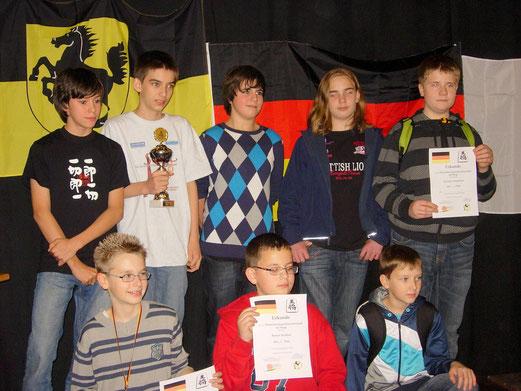 Sieger der Schulwertung: Lessing-Gymnasium Karlsruhe