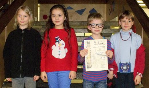 9. Platz Wilhelm - Hauff - Schule (von 27)