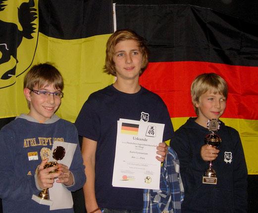 3. Platz Karlsgymnasium Stuttgart