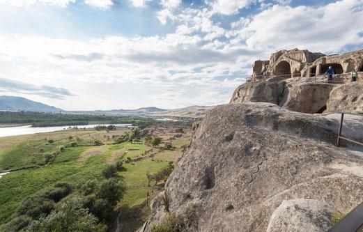 Archäologische Reise Nordspanien Altsteinzeit Bilderhöhle