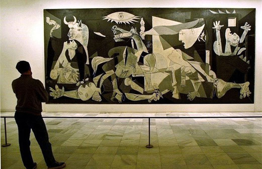 Archieffoto: Picasso