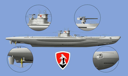 U-boot 468