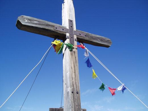 Gipfelkreuz Hochgolling