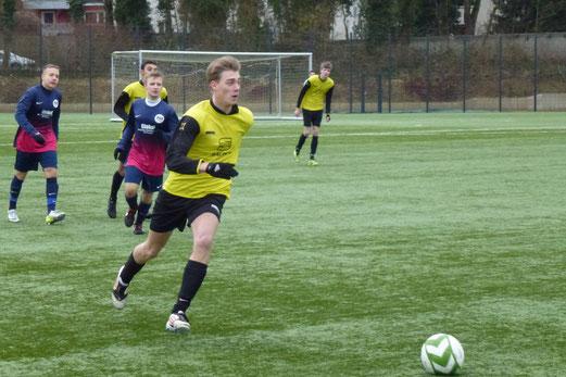 TuS A-Jugend im Auswärtsspiel in Schönebeck. - Foto: mal.