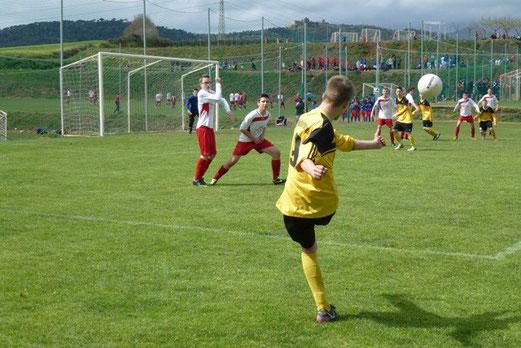 Zwei Remis am zweiten Tag: TuS C-Jugend bei der Trofeo Mediterraneo in Spanien (Foto: mal).