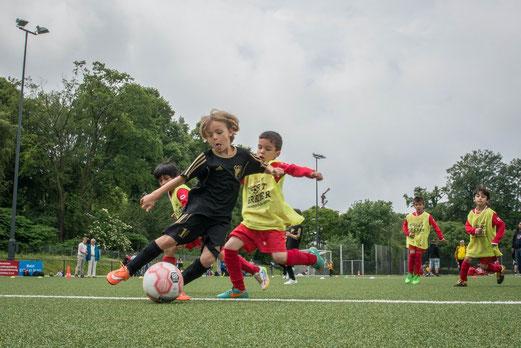 TuS Turnier Tage 2015 - Bambini 1 Treff. - Foto: r.f.