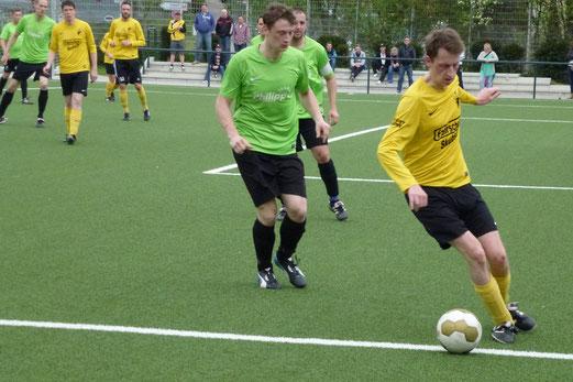 06.04.2014 (H) - DJK Eintracht Borbeck (5:0). - Foto: mal.