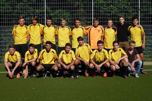TuS B-Jugend - Saison 2012/13 (Foto: mal).