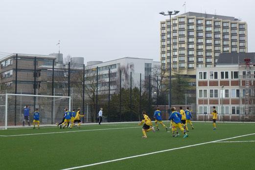 Weiter ohne Gegentor: C-Jugend gegen SG Schönebeck C4. (Foto: mal).