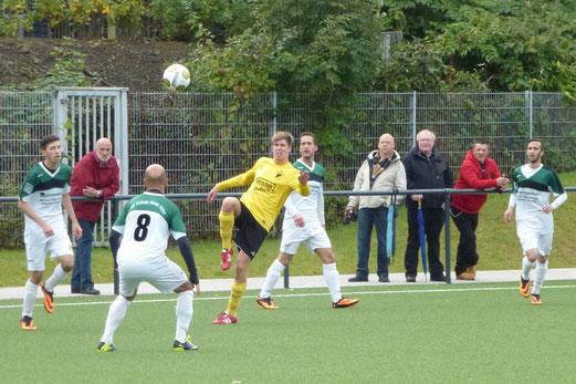 13.10.2013 (H) - SC Phönix Essen (1:3) - Foto: mal.