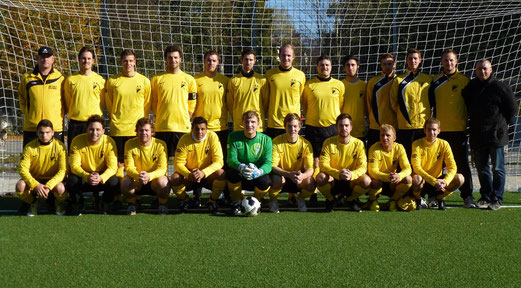TuS 2. Mannschaft - Saison 2012/13 (Foto: mal).