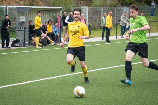 06.04.2014 (H) - DJK Eintracht Borbeck (5:0). - Foto: r.f.