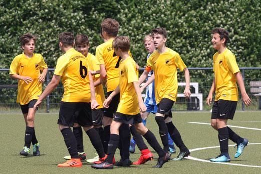TuS C1 vs Burgaltendorf (Foto: P. Droste C1)