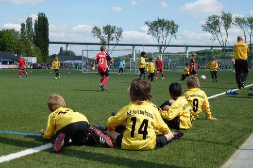TuS F2-Jugend im Mai 2012 (Foto: mal).