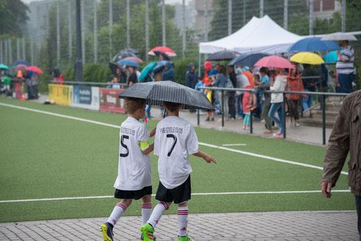 F2-/F3-Jugend Turnier. - Fotos: r.f.