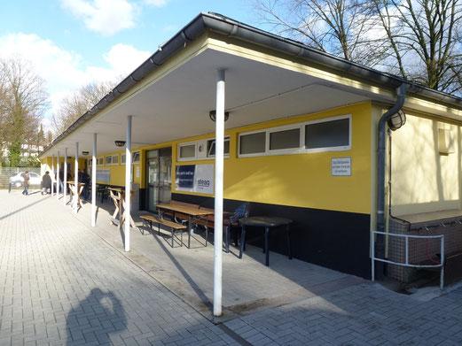 Sportplatz Pelmanstraße, Februar 2013. - Foto: mal.