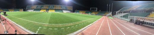 Stadion Kuban Krasnodar. - Fotos: p.d.