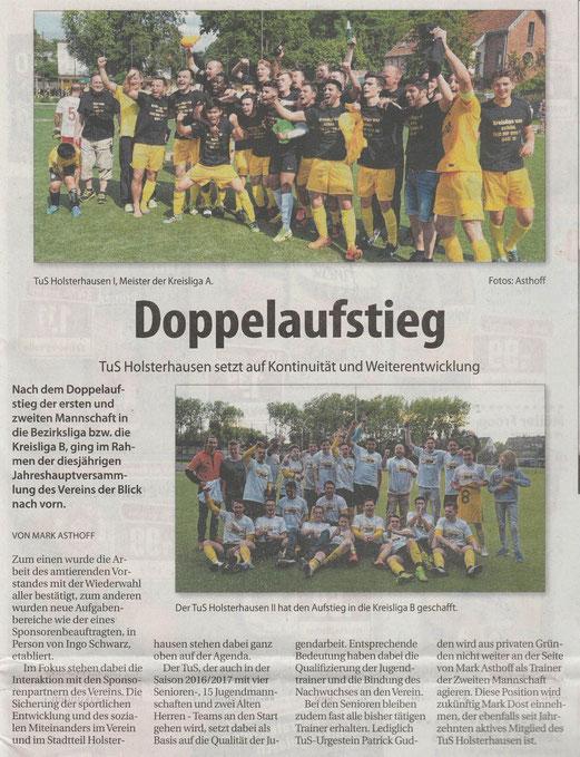 Südanzeiger, 29.06.2016.