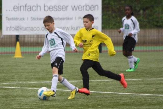 Erst kein Glück und am Ende auch noch Pech: E3-Jugend im Auswärtsspiel an der Ardelhütte. - (Foto: p.d.).