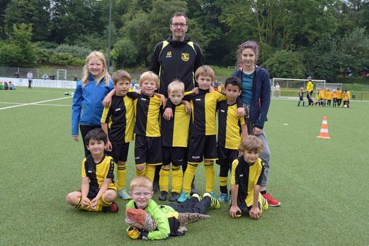 VfL Sportfreunde 07 G2. - Foto: ings.