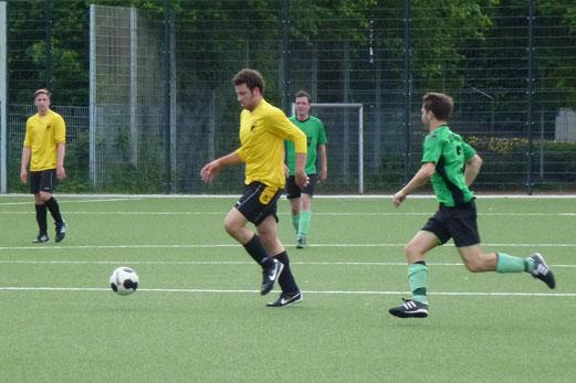 Letztes Heimspiel in der Kreisliga B: Zweite Mannschaft gegen SuS Haarzopf 2. - (Foto: mal).