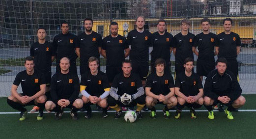Dritte Mannschaft - Saison 2013/14. - Foto: verein.