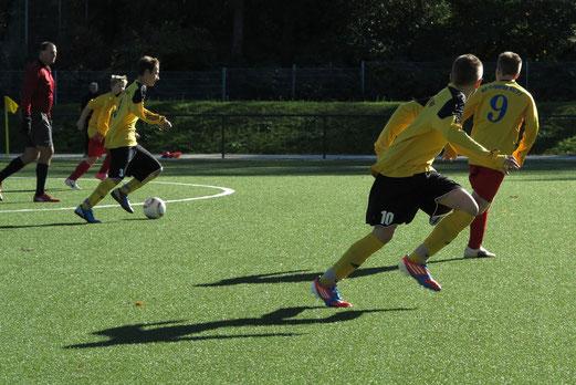 27.10.2012: C-Jugend - SC Frintrop (Foto: r.f.).