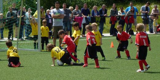 TuS Turnier Tage 2013 - Bambini 2 Treff (Foto: mal).