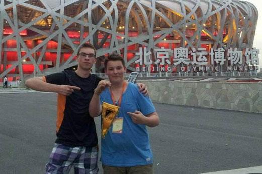 Peking (Beijing), 10.07.2014, die Haare liegen. - (Foto: f.a.).