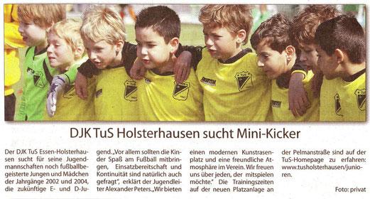 Südanzeiger - 24.07.2013. - Anklicken zum Vergrößern.