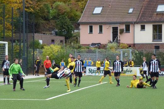 20.10.2013 (H) - FC Stoppenberg (7:1). - Foto: mal.