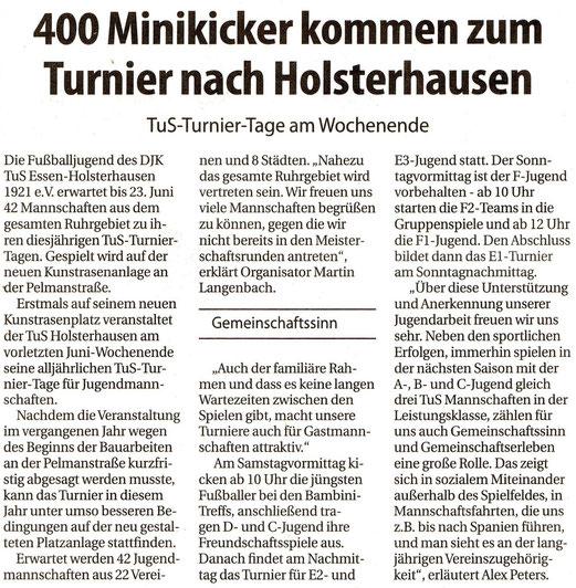 Südanzeiger, 22.06.2013.