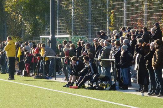 28.10.2012: 1. Mannschaft - SpVgg. Sterkrade 06/07 (Foto: mal).