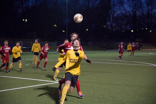Drei Punkte im Nachholspiel: Dritte Mannschaft gegen SC Frintrop 05/21 4 an der Pelmanstraße (Foto: r.f.).