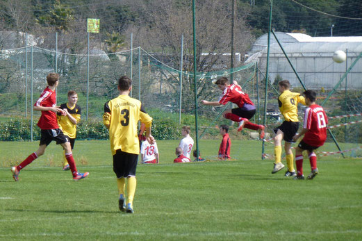 TuS - FC Hürth 4:3 (Foto: mal).
