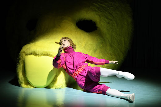FUNKELFUCHS (2018) Junges Staatstheater Braunschweig, Choreography: Liliana Barros