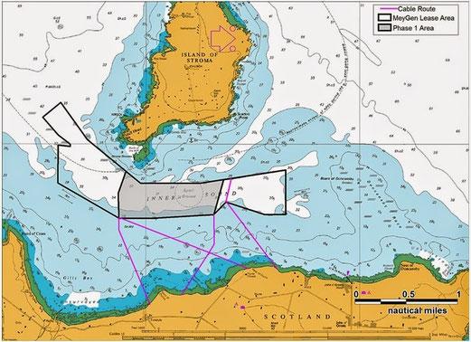 карта водных мест для установки электростанции