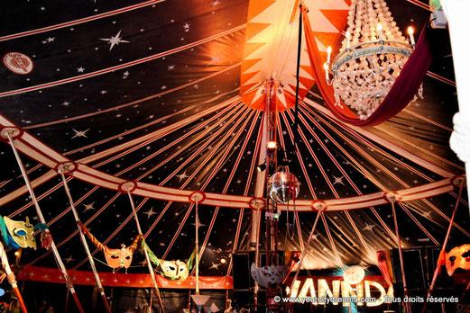 Le festival de musique et de théatre Wannda à Munich, Bavière