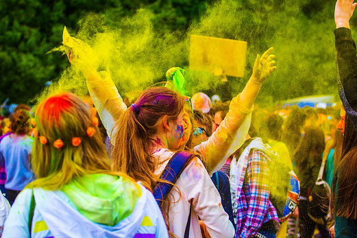 Holi Festival de Couleurs - Munich