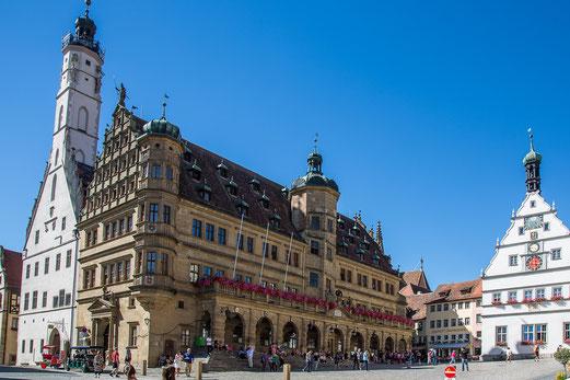 Hôtel de ville Rothenbourg